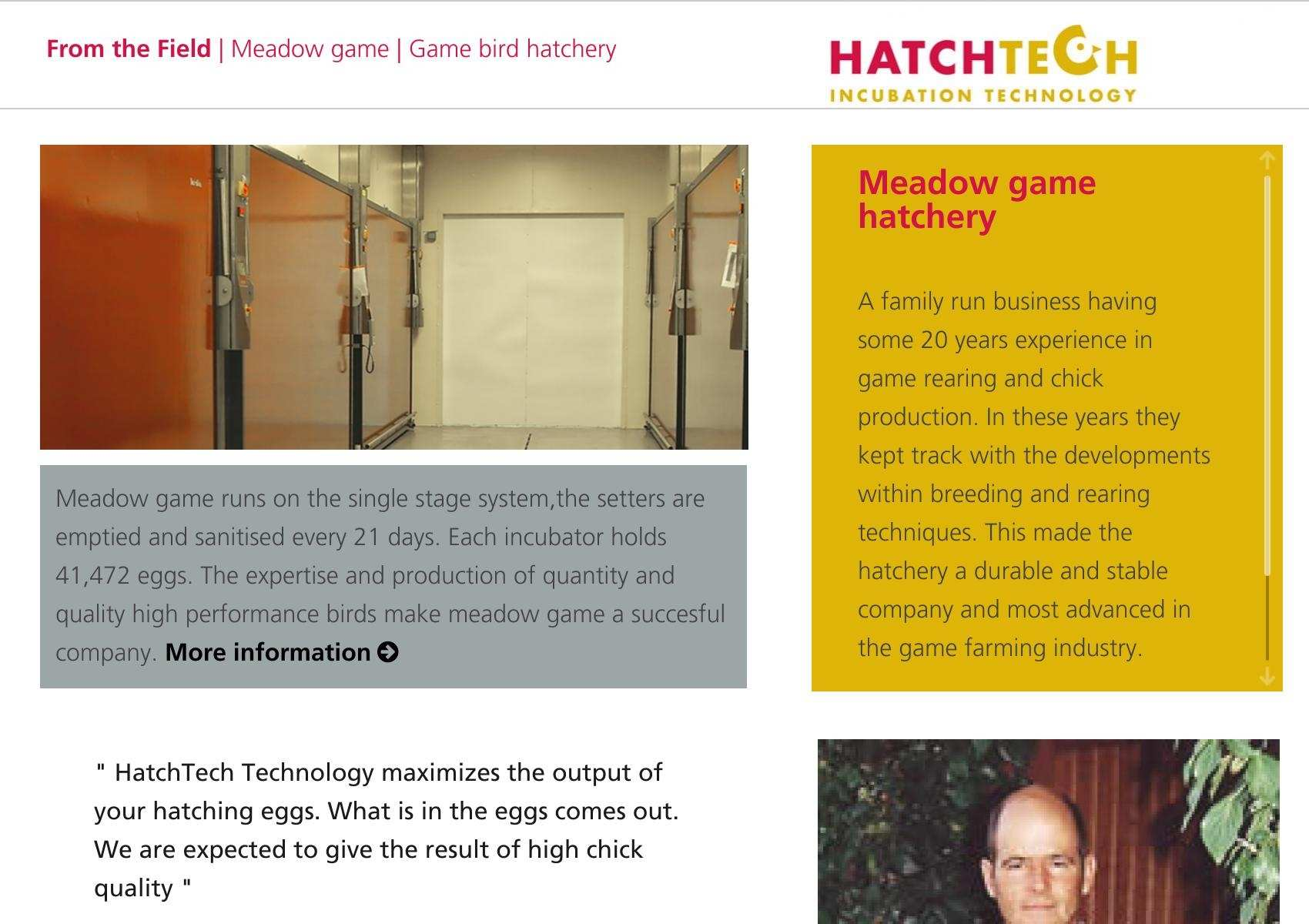 Hatchtech Magazine Special - From the Field (Meadow game)